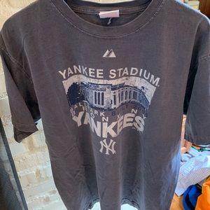 Vintage New York yankees T-shirt xl
